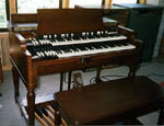 Picture of a 1958 Hammond B3