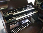 Picture of a 1969 Hammond B3