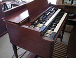 Picture of a 1971 Hammond B3